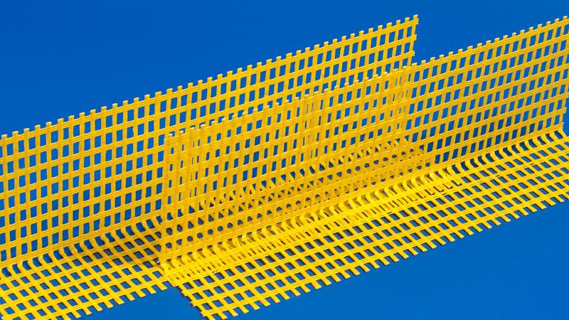 Technical Textiles - PANCIEROVÝ ROHOVÝ PROFIL