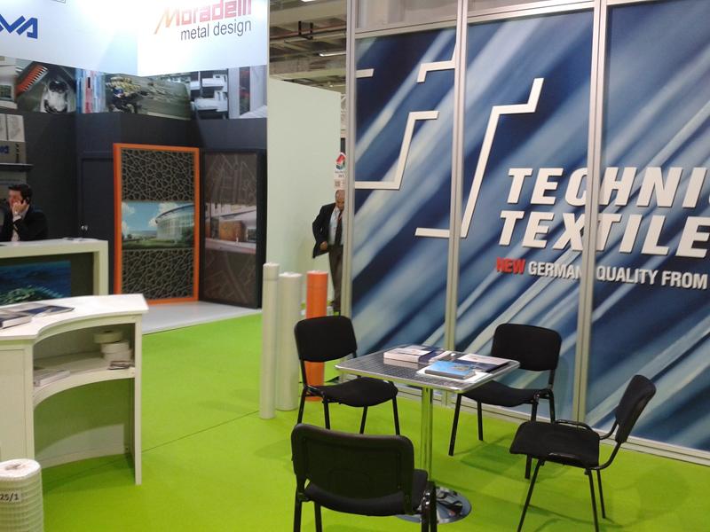 Technical Textiles - 36th.YAPI-TURKEYBUILD ISTANBUL 2013